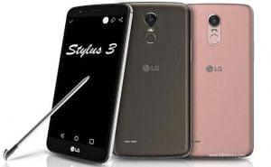 LG Stylus 3 (Foto: LG)
