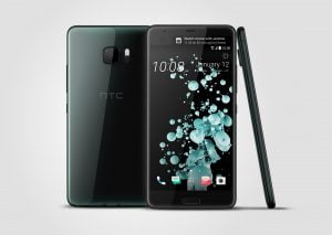 HTC U Ultra, brilliant black (Foto: HTC)