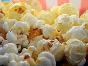 Popcorn (Foto: Pixabay)
