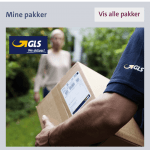 GLS - spor dine pakker