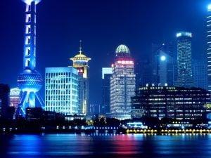 shanghai tvtower