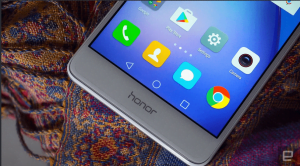 Honor 6X (Foto: Engadget.com)