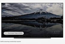 Google Assistant på Android TV (Foto: Google)