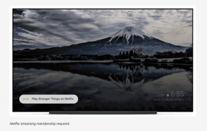 Google Assistant på Android TV (Foto: Google)