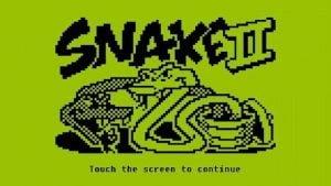Nokias populære mobilspil Snake gør comeback på Facebook Messenger i 2017