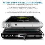 Billeder der angiveligt viser et cover fra Ringke til LG G6 på Amazon.com