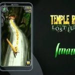 Temple Run 2 Lost Jungle eksklusivt på LG G6