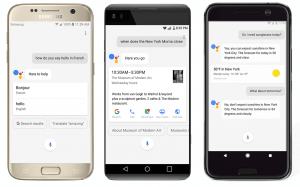 Google Assistant (Foto: Google)