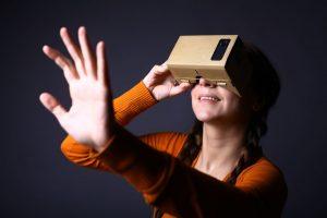 Google Cardboard - Virtual reality