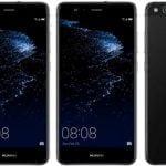Huawei P10 Lite sort (Foto: GSMarena.com)