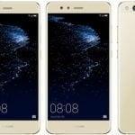 Huawei P10 Lite guld (Foto: GSMarena.com)