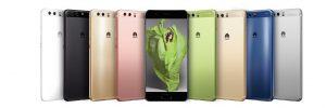 Huawei P10 serien (Foto: Huawei)