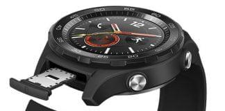 Billeder lækket af Huawei Watch 2 (Kilde: VentureBeat)