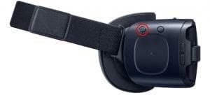Samsung Gear VR - hjem knappe