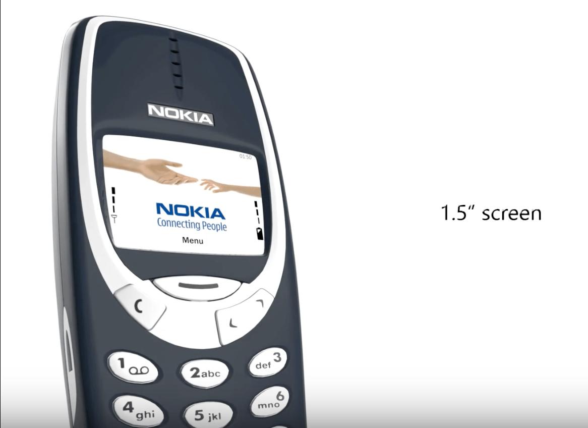 nokia 3310 ny