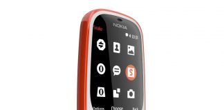 Nokia 3310 i 2017-version - warm red (Foto: Nokia)