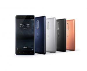 Nokia 5 (Foto: Nokia)