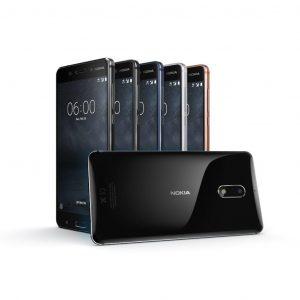 Nokia 6 (Foto: Nokia)
