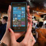 Nokia telefon med Windows Phone (Foto: Pixabay.com)