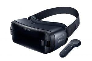 Samsung Gear VR med controller (Foto: Samsung)