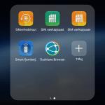 Smart fjernbetjening Huawei Mate 9 pro