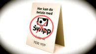 I dag er sidste dag, hvor du kan benytte Swipp. Fra i morgen kan du ikke logge ind.