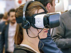 Virtual Reality (Foto: Thomas Meier)