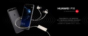 Huawei har en bundle klar til de der forudbestiller Huawei P10 (Foto: Huawei)