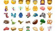 En række nye humørikoner er på vej. I løbet af sommeren vil 48 nye emojis indgå i Unicode 10, og senere vil de være at finde på din mobil.