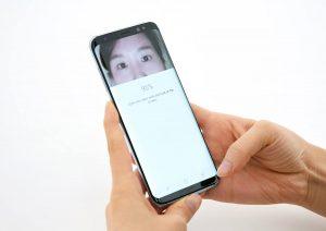Samsung Galaxy S8 kommer med biometric genkendelse (Foto: Samsung)