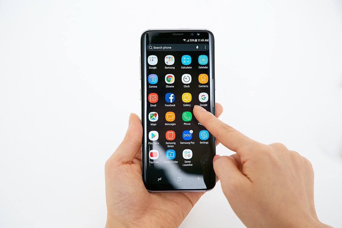 Samsung Galaxy S8 og Galaxy S8+ – her er de