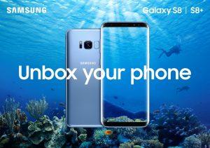 Samsung Galaxy S8 og Galaxy S8+ (Foto: Samsung)