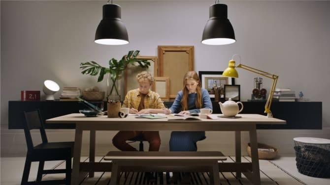 ikea angriber philips hue med billigt smart lys. Black Bedroom Furniture Sets. Home Design Ideas