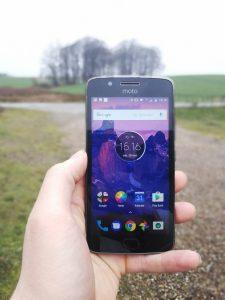 Moto G5 test