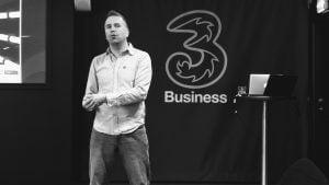 Juha Rytkönen, er Head of Business Development hos OnePlus (Foto: MereMobil.dk)