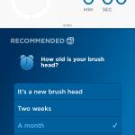 Oral-B app (Foto: MereMobil.dk)