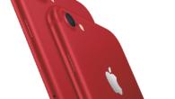 Den røde specialudgave af iPhone 7 er fortid. Apple har fjernet den særlige farve fra deres line-up.