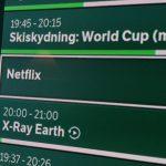 Netflix på YouSee boks