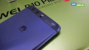 Huawei P10 Plus (Foto: MereMobil.dk)