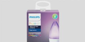 Philips Hue E14 (Foto: Philips)