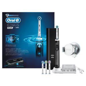 Oral-B Genius 9000 test