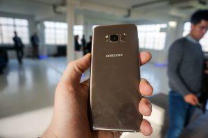 Samsung Galaxy S8 og S8+ (Foto: MereMobil.dk)