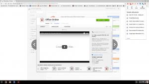 Få Word i Chrome OS med Office Online