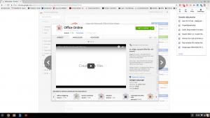 Chrome Webshop - Office Online