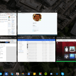 Chrome OS multitasking
