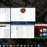 Chrome OS multitasking