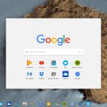 Chrome OS appliste