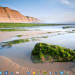 Chrome OS skrivebord