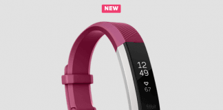 Fitbit Alta HR (Foto: Fitbit)
