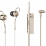 Headsettet Huawei AM185 Active Noice Cancelling kan fås i pre-sale bundle i perioden 10. marts og til og med 30. marts. Headsettet har en værdi på 999 kroner (Foto: Huawei)